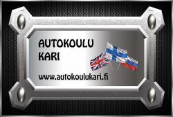 Autokoulu Kari Oy logo